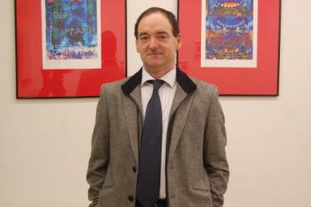 Javier Claveras, Gerente de Aveula Redes